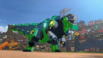 Episodio 1 (TTemporada 2) de Transformers: Robots in Disguise