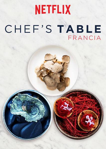 Carátula de Chef's Table: Francia