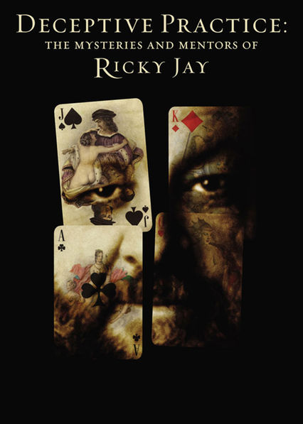 Deceptive Practice: The Mysteries and Mentors of Ricky Jay on Netflix UK