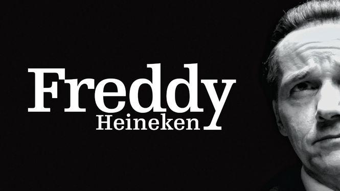 Freddy Heineken on Netflix Canada