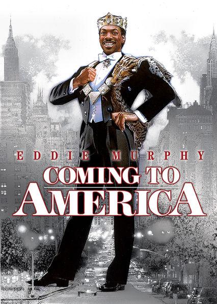 Coming to America on Netflix UK