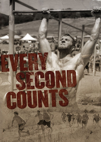 Carátula de Every Second Counts: The Story of the 2008 CrossFit Games