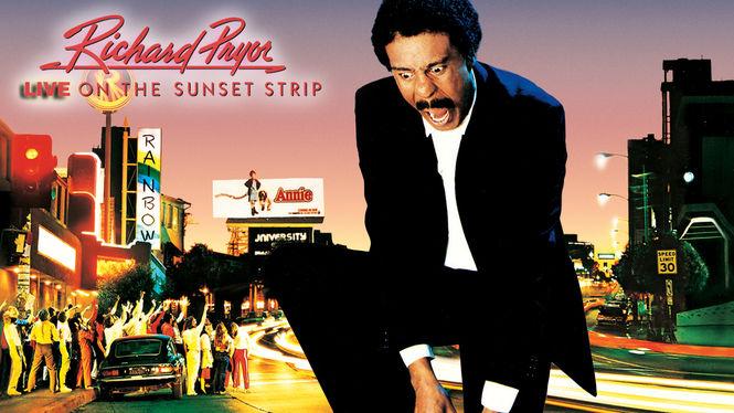 Locandina di Richard Pryor: Live on the Sunset Strip