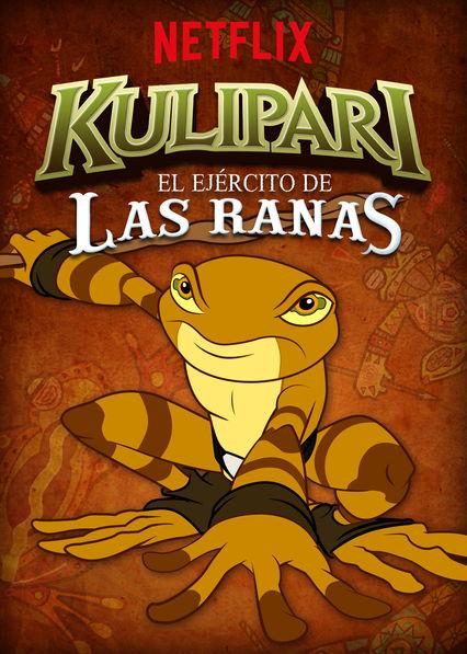 Carátula de Kulipari: Un ejército de ranas
