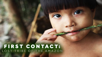 First Contact: Lost Tribe of the Amazon