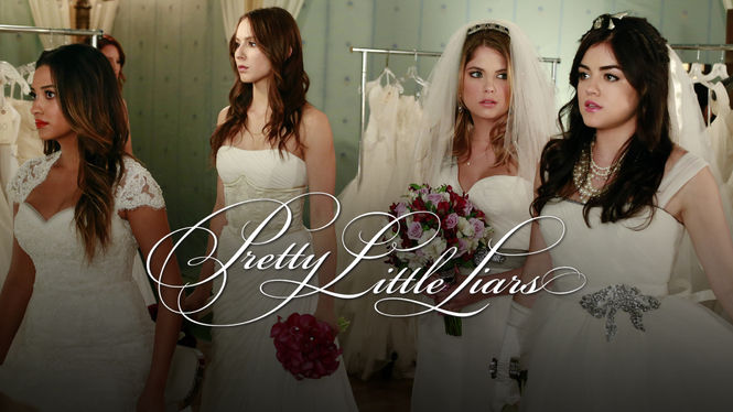 Locandina di Pretty Little Liars
