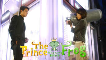 The Prince Who Turns into a Frog