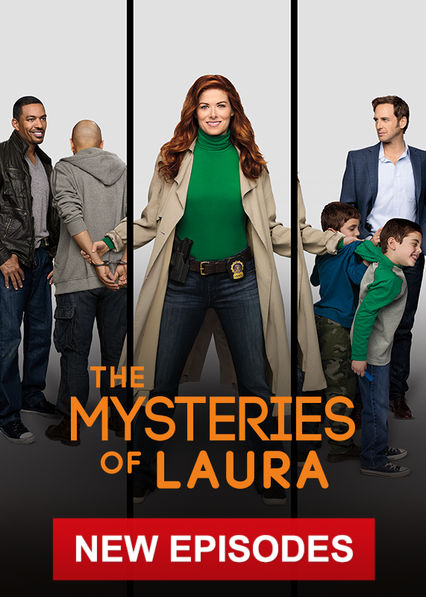 The Mysteries of Laura on Netflix USA