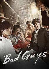 Bad Guys Netflix GT (Guatemala)