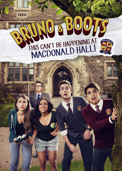 Bruno and Boots: This Can't Be Happening at Macdonald Hall