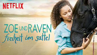 Zoe und Raven – Freiheit im Sattel