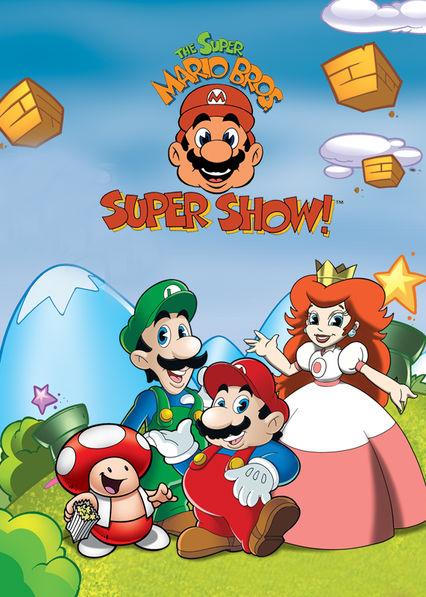 The Super Mario Bros. Super Show!