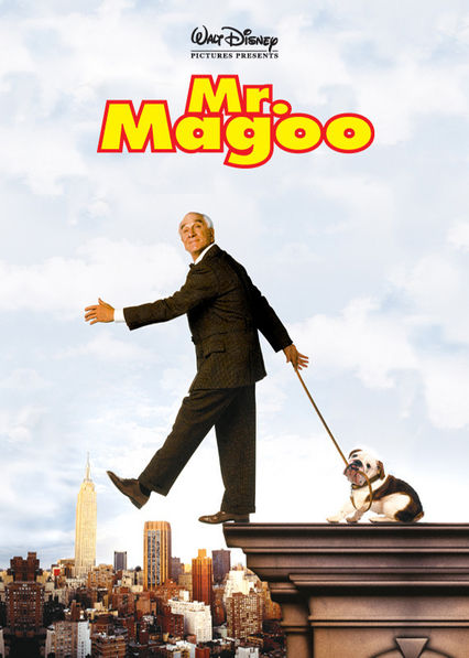Mr. Magoo on Netflix UK