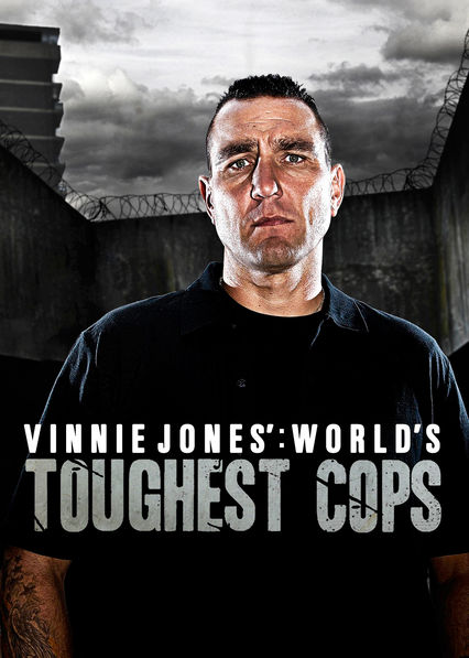 Vinnie Jones World's Toughest Cops on Netflix USA