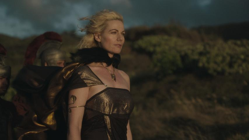 Genevieve aitken in roman empire reign of blood s01e04 - 3 part 6