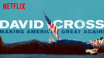 David Cross: Making America Great Again!