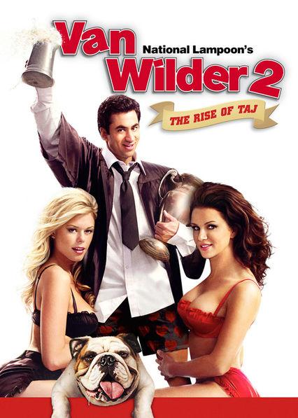 National Lampoon's Van Wilder 2: The Rise of Taj on Netflix UK