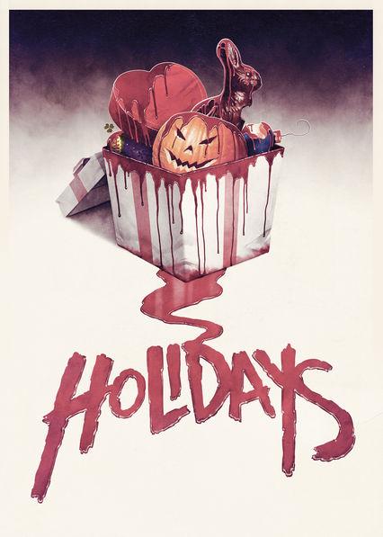 Carátula de Holidays