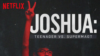 Joshua: Teenager vs. supermagt