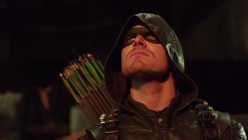 Episodio 16 (TTemporada 4) de Arrow