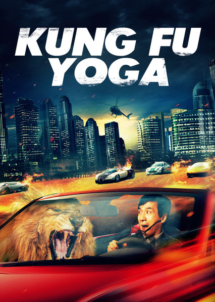 Kung Fu Yoga on Netflix UK