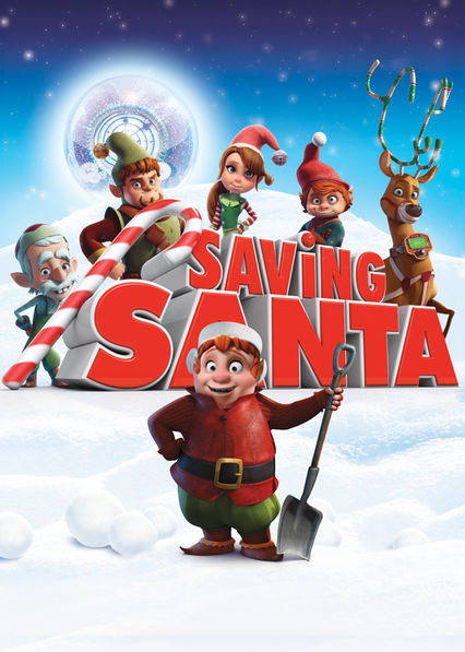 Saving Santa on Netflix USA