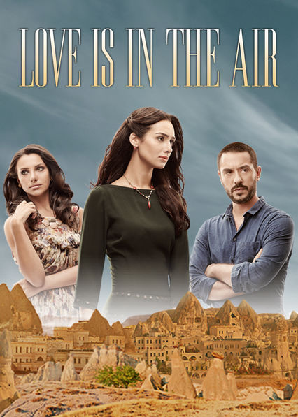Love is in the Air on Netflix USA