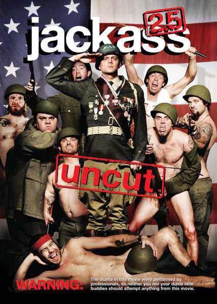 Jackass 2.5 on Netflix UK