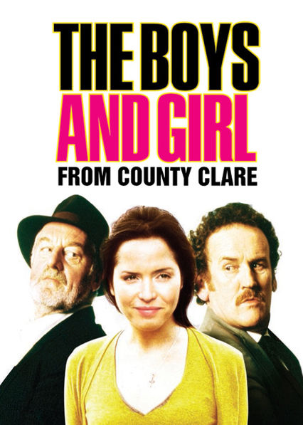 The Boys and Girl from County Clare