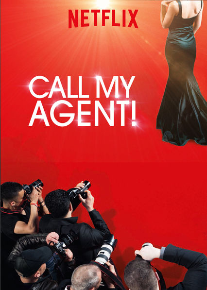Imagini pentru call my agent netflix