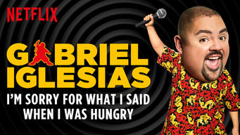 Gabriel lglesias: I�m Sorry For What I Said When I Was Hungry