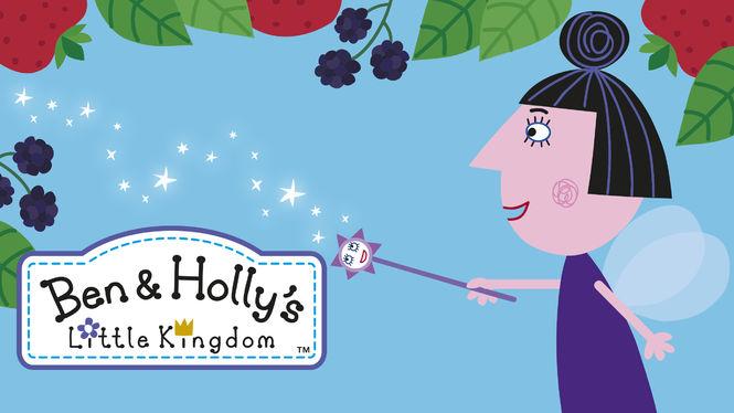 Locandina di Il piccolo regno di Ben e Holly