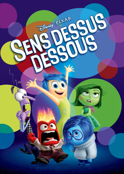 Inside Out (Canadian French Version)