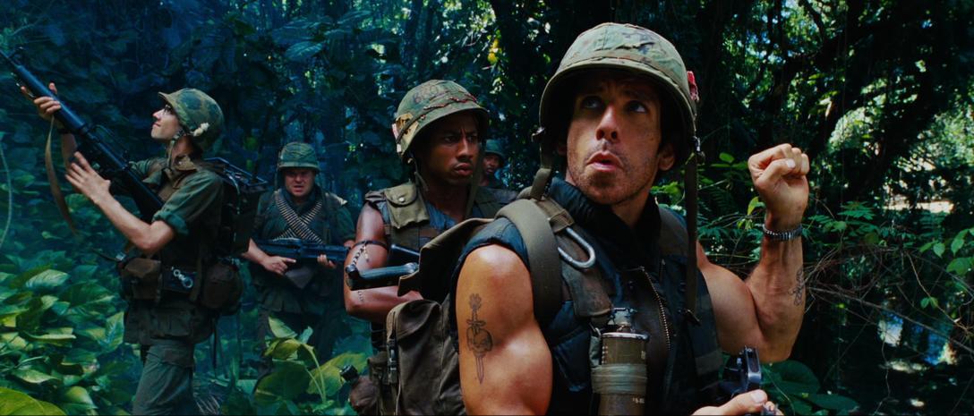 Tropic Thunder Is Tropic Thunder On Netflix Flixlist