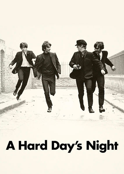 A Hard Day's Night: Collector's Series on Netflix UK