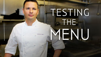 Testing the Menu