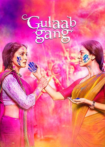 Gulaab Gang on Netflix USA