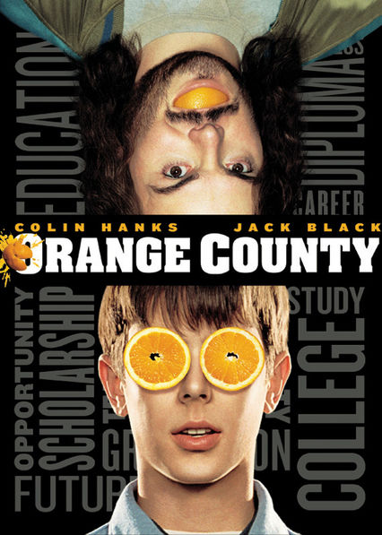 Orange County on Netflix UK