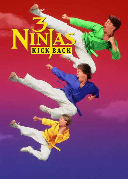 3 Ninjas: Kick Back on Netflix UK
