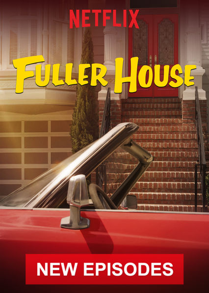 Fuller House on Netflix UK