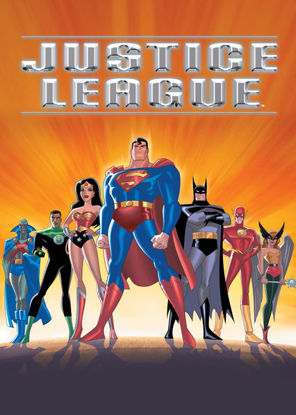 Justice League on Netflix USA