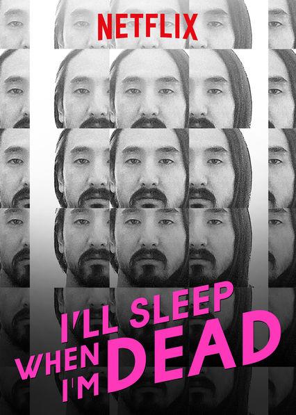 I'll Sleep When I'm Dead on Netflix UK