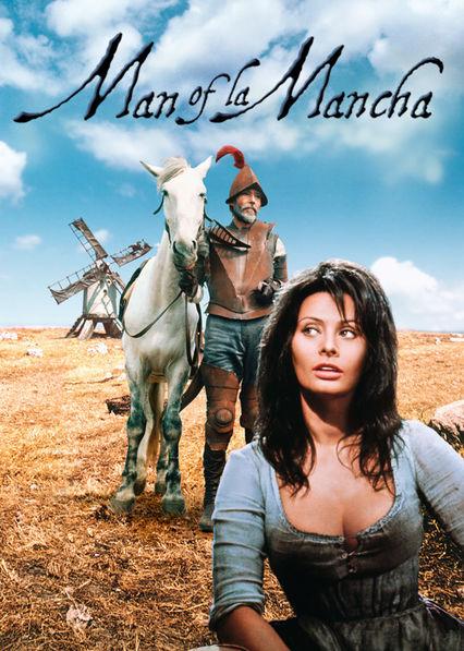 Man of La Mancha on Netflix UK