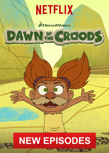 Dawn of the Croods on Netflix USA
