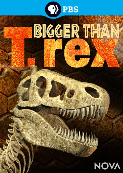 Bigger Than T. Rex