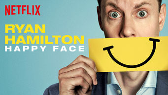 Ryan Hamilton: Happy Face