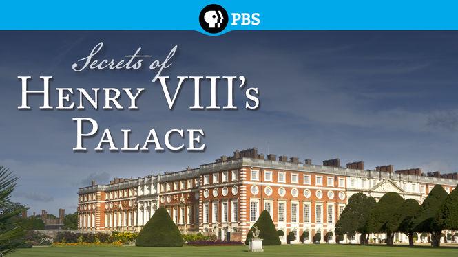 Secrets of Henry VIII's Palace on Netflix UK