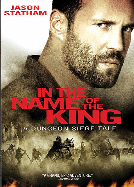 Is In The Name Of The King A Dungeon Siege Tale Available To