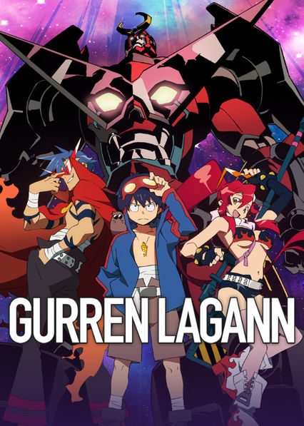 Is 'Gurren Lagann' available to watch on Netflix in ...