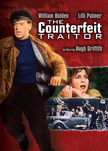 The Counterfeit Traitor on Netflix UK